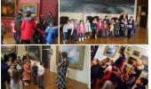 Экскурсия в картинную галерею И. К. Айвазовского